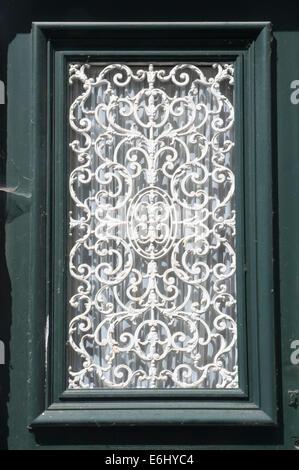 Decorative Window Grill Stock Photo 104000809 Alamy
