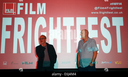 The 15th Film4 Frightfest on 24/08/2014 at The VUE West End, London. 30 year anniversary screening of a Nightmare - Stock Photo