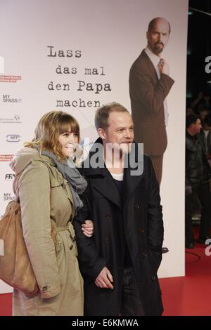 Premiere of 'Stromberg - Der Film' at Cinedom.  Featuring: Guest Where: Cologne, Germany When: 18 Feb 2014 - Stock Photo