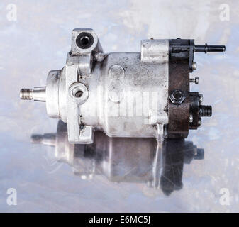 Fuel Injection Pump - Stock Photo