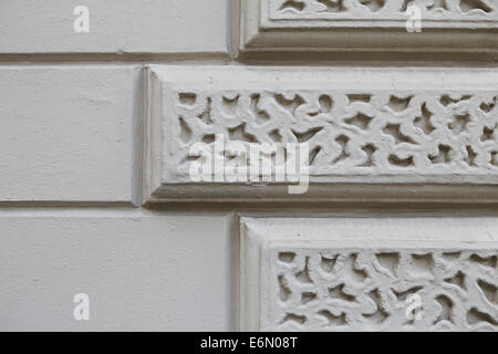 London textures, typical grey stone. - Stock Photo