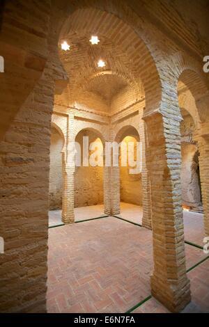 Arab Baths In The Alcazar Jerez De La Frontera Cadiz