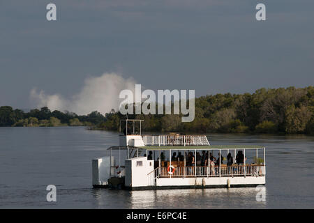 Cruise Along The Victoria Falls Aboard The Quot African Queen