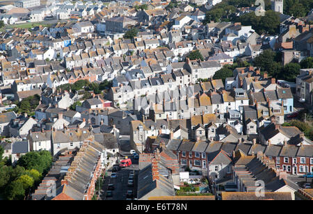 High Density Housing In Fortuneswell Isle Of Portland