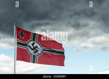 German battle reenactment Stock Photo: 67621355 - Alamy