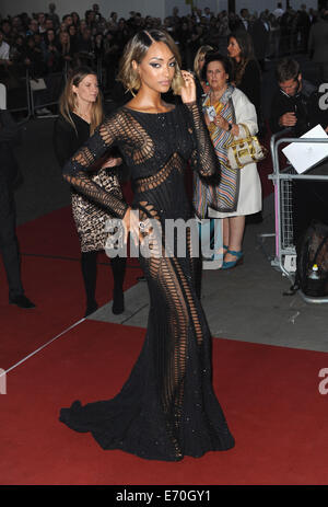 London, UK, UK. 2nd Sep, 2014. arrives for the GQ Men of the Year Awards at Royal Opera House. Credit:  Ferdaus - Stock Photo
