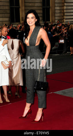 London, UK. 2nd Sep, 2014. Daisy Lowe attend the GQ Men of the Year Awards at The Royal Opera House Covent Garden - Stock Photo