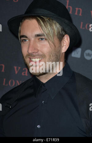 London, UK. 3rd Sep, 2014.  Guest  attends as John Varvatos launch their first European store in London, on September - Stock Photo