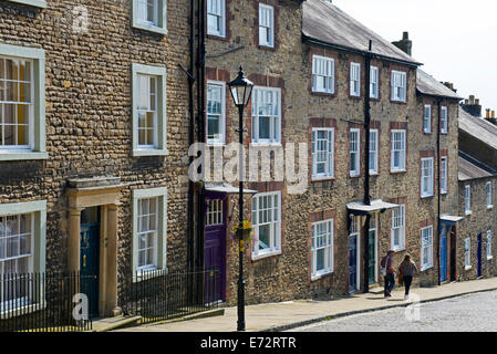 Frenchgate, Richmond, North Yorkshire, England UK - Stock Photo
