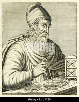 a biography of archimedes the greek astronomer To the alexandrian astronomer and mathematician  in greek, the language archimedes had used to compose the original works thirteen centuries.