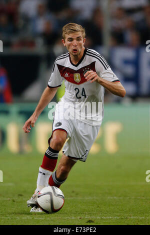 Duesseldorf , Germany, DFB , Football, German National Football Team, Friendly Match Germany vs. Argentina 2-4  - Stock Photo