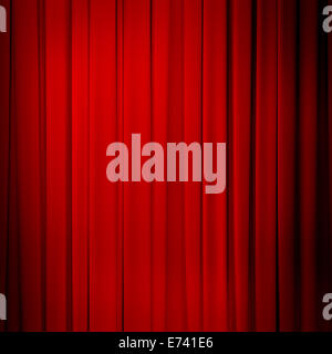 Red Curtain Background Stock Photo, Royalty Free Image: 40130752 ...