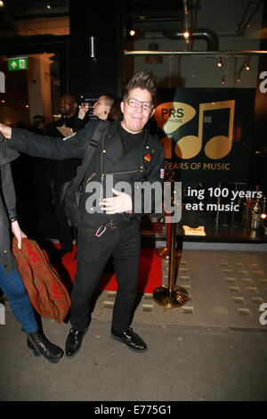 PRS for Music: 100 Years of Music VIP launch at Getty Images Gallery  Featuring: Guest Where: London, United Kingdom - Stock Photo