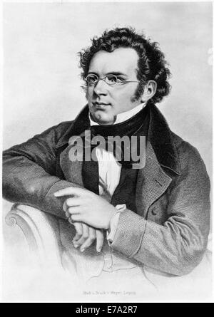 the biography of the austrian composer franz peter schubert Franz peter schubert was an austrian composer schubert died before his 32nd birthday, but was extremely prolific during his lifetime his output consists of.