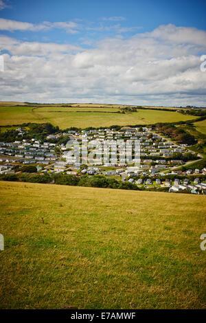 Challaborough, South Hams, Devon, England, UK. - Stock Photo