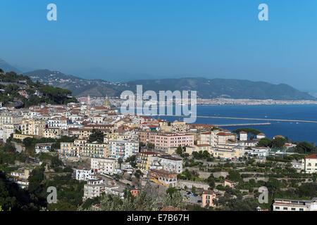 Amalfi Coast, UNESCO World Heritage Site, Campania, Italy, Mediterranean, Europe - Stock Photo