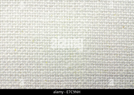 Natural fabric textile background detailed structure - Stock Photo