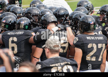 Michie Football Stadium, United States Military Academy at ...