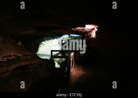 The Cal Cave in Trabzon ,Turkey - Stock Photo