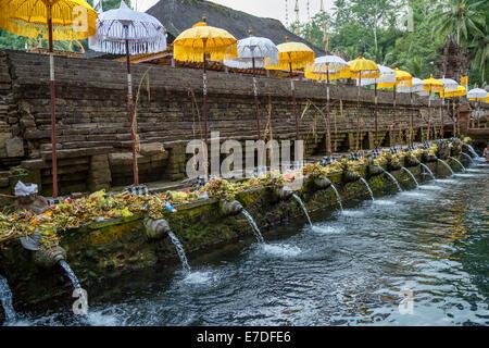 Tampak Siring temple in Bali, Indonesia - Stock Photo