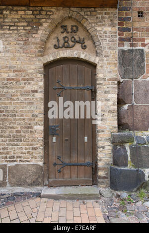 cathedral of st. peter at schleswig, schleswig-flensburg district, schleswig-holstein, germany - Stock Photo