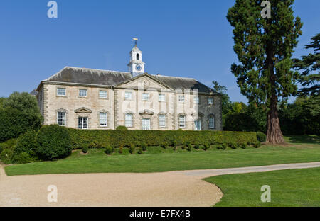 The Coach House, an historic building, situated in the grounds of the Compton Verney estate, Warwickshire. - Stock Photo