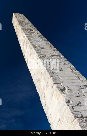 ISTANBUL, TURKEY. The Column of Constantine at the ...