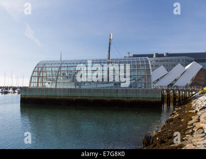 museums ship Polstjerna in tromso - Stock Photo