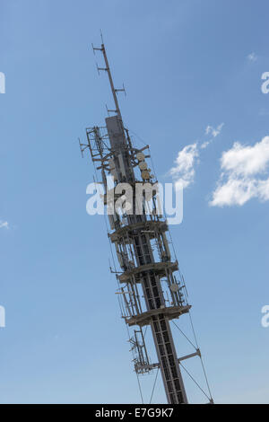 Phone mast - Stock Photo