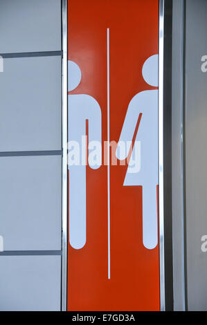 Toilet Sign Airport Stock Photo Royalty Free Image 15497916 Alamy