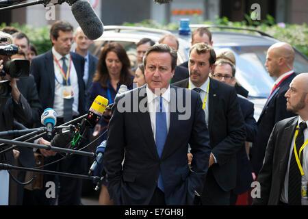 David Cameron prime minister united kingdom uk - Stock Photo