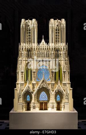notre dame cathedral rheims france 1847 artist a