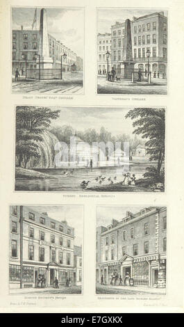 Image taken from page 335 of 'National History and Views of London and its environs ... from original drawings by - Stock Photo
