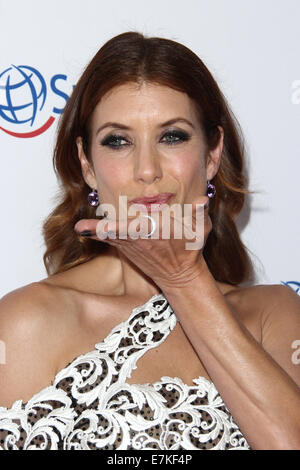 Los Angeles, California, USA. 19th Sep, 2014. Actress KATE WALSH attends Operation Smile Gala 2014 at The Beverly - Stock Photo