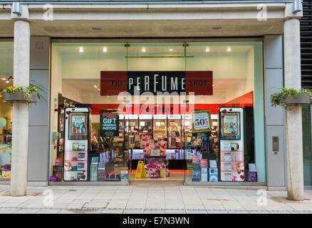 The Perfume Shop - Stock Photo