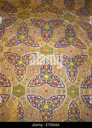 Bukhara, Chor Bakr, Complex, Uzbekistan, Central Asia, Asia, architecture, city, colourful, decoration, history, - Stock Photo