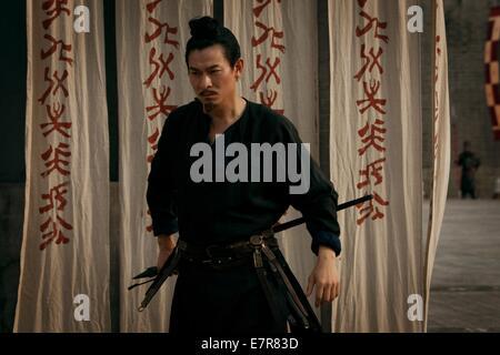 Di Renjie: Tong tian di guo Detective Dee and the Mystery of the Phantom Flame Year : 2010 China / Hong Kong Director - Stock Photo