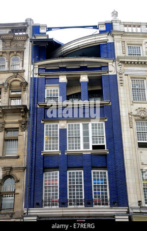 London, England, UK. Atlantic House, 3-5 Wardour Street, Soho W1D 6PB. - Stock Photo