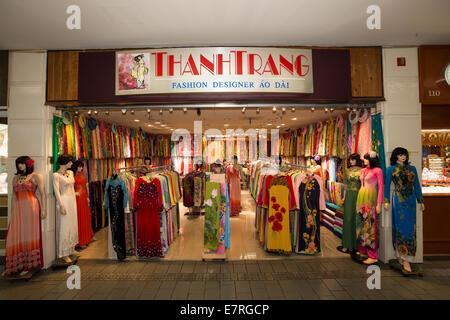07fc98713a1 Vietnamese clothes shop Stock Photo  311244638 - Alamy