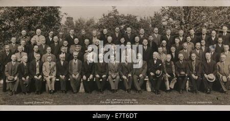 Bertram & Sons Co Ltd, 75th Anniversary Quarter Century Employees 14007391909 o - Stock Photo