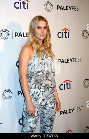 PaleyFEST 2014 The Originals  Featuring: Claire Holt Where: Los Angeles, California, United States When: 23 Mar - Stock Photo