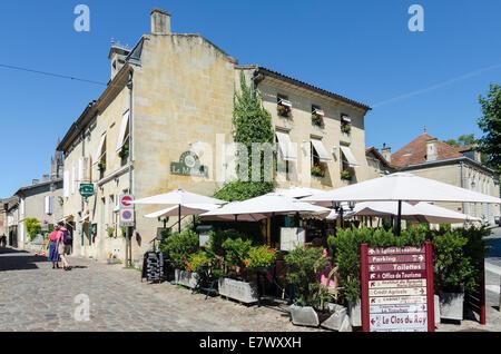 Le Medieval Restaurant Saint Emilion