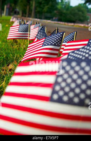 Victims of September 11 Are the Flags of Honor