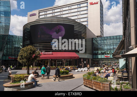 England London, Stratford, Westfield centre - Stock Photo