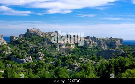Les baux de provence historic castle ch teau baux de for Les bouche du rhone