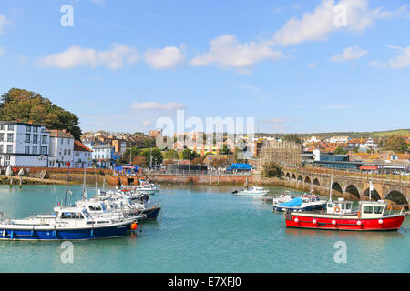 Folkestone, United Kingdom. 25th September 2014.   Folkestone is in the news this week because the UK Home Office - Stock Photo