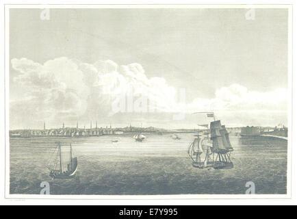 HINTON(1834) 2.431 New York City - Stock Photo
