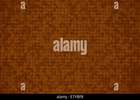 Brown abstract canvas background. - Stock Photo