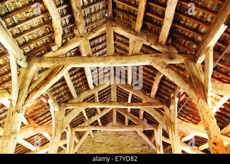 Timber Structure - Stock Photo