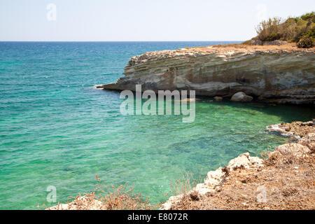 Sicily sea landscape - Stock Photo